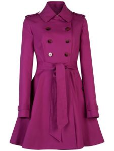 fuschia trench